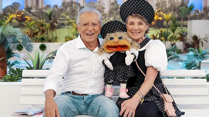 Carlos Alberto de Nóbrega e Sylvia Massari