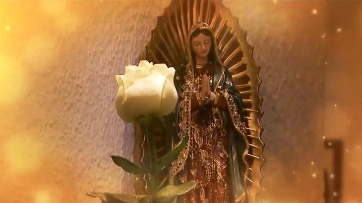 Na série, as tramas mudam de rumo com a intercessão de Nossa Senhora de Guadalupe