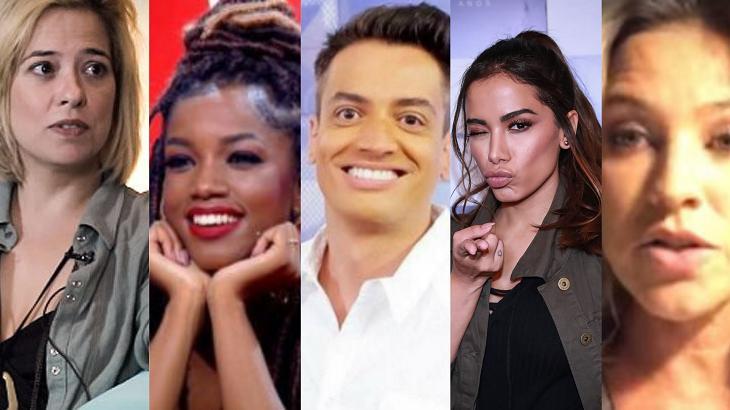 De barraco entre Piovani e Scooby a volta de Leo Dias: a semana da TV e dos famosos