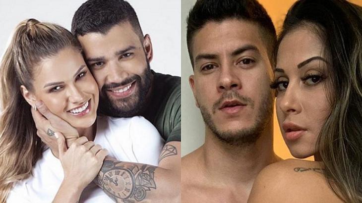 Do drama de Gusttavo Lima a casamento duplo de Mayra Cardi: A semana dos famosos e da TV