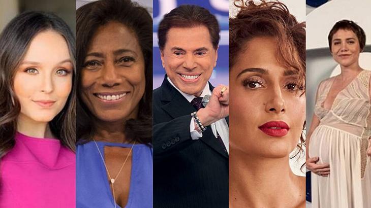 De saída do armário a Silvio Santos de volta: A semana dos famosos e da TV