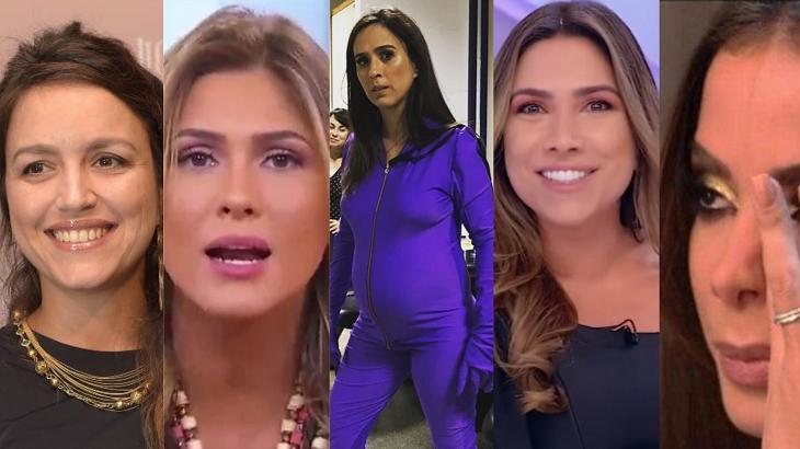 Da sambada de Lívia Andrade a confusão com Carlinhos Maia: A semana dos famosos e da TV