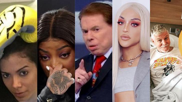 De treta do funk a Silvio Santos esculachado: A semana dos famosos e da TV