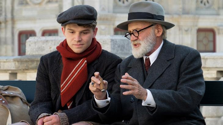 Filme mostra relação de amizade entre o pai da psicanálise Signmund Freud e o jovem Franz