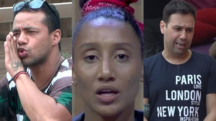 Relembre as polêmicas do reality show A Fazenda 2019, que chega ao fim nesta quinta (12). (Reprodução/Montagem)