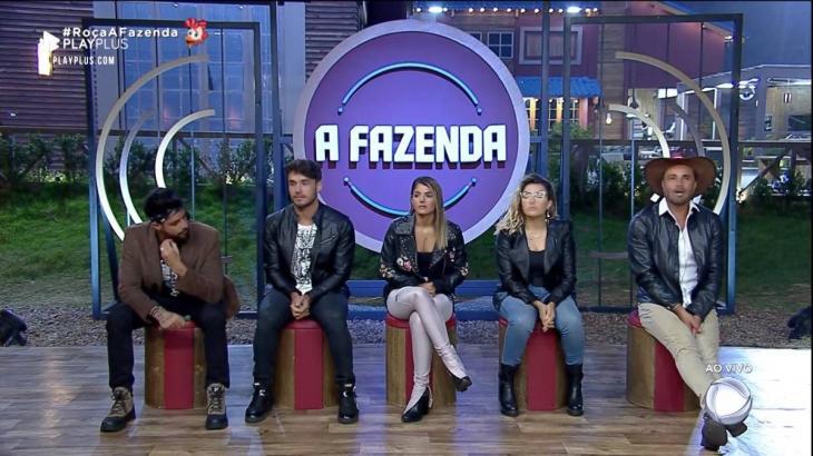 Peões terão roça surpresa no reality show A Fazenda 2019 (Reprodução)