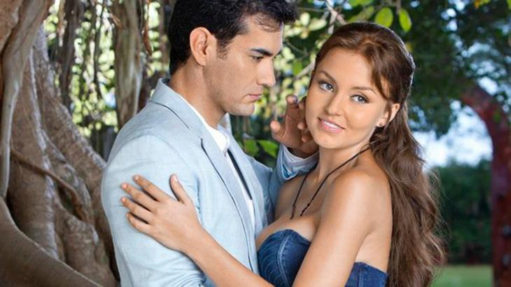 David Zepeda e Angelique Boyer estrelam
