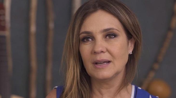 Adriana Esteves será protagonista em
