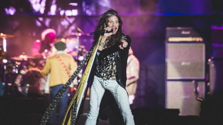 Aerosmith cancela o restante da turnê na América Latina