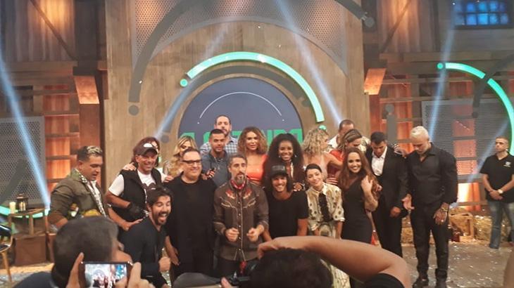 NaTelinha esteve presente nos bastidores da grande final - Foto: Gabriel Vaquer