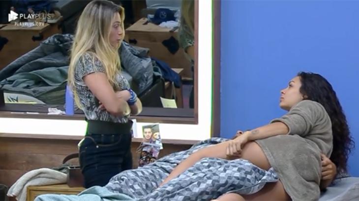 Nadja, Caique e Fernanda