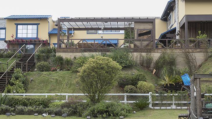 Sede fica localizada em Itapecerica da Serra (SP) e passou por reformas para a décima temporada