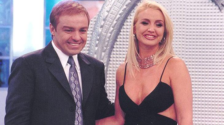 Alessandra Scatena  relembra namoro com Gugu: