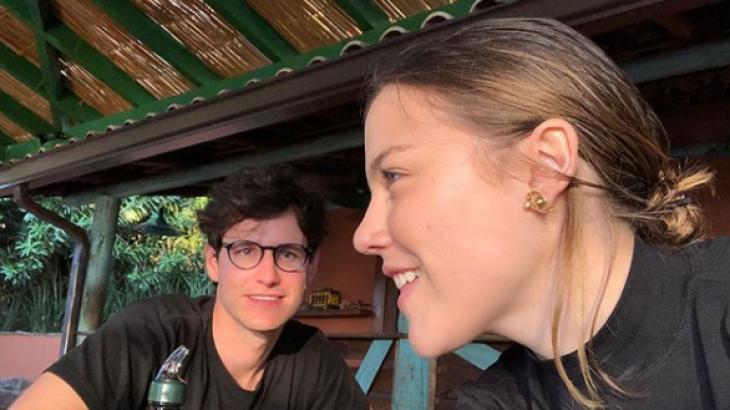 Alice Wegmann e Miguel Ribas terminam namoro