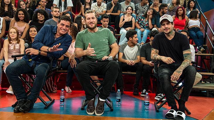 Fotos: TV Globo/Fábio Rocha