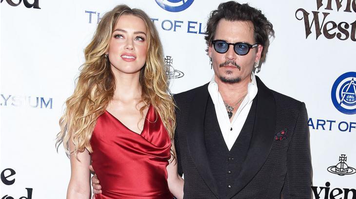 Johnny Depp e ex-mulher Amber Heard têm encontro marcado no tribunal