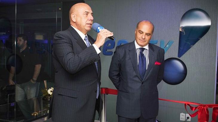 Amilcare Dallevo e Marcelo de Carvalho são os donos da RedeTV!
