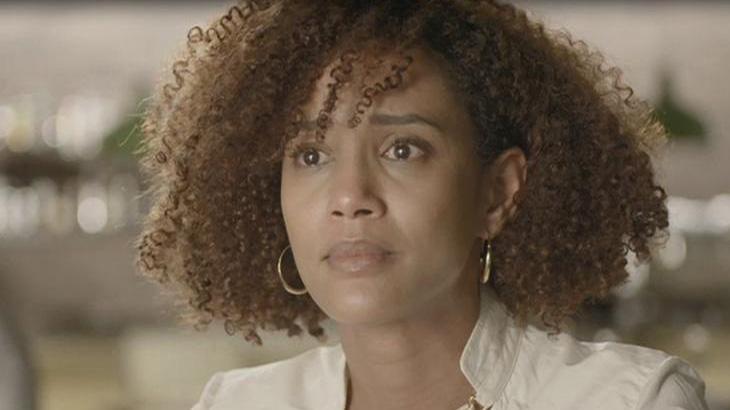Vitória é surpreendida com pedido em Amor de Mãe - Reprodução/TV Globo