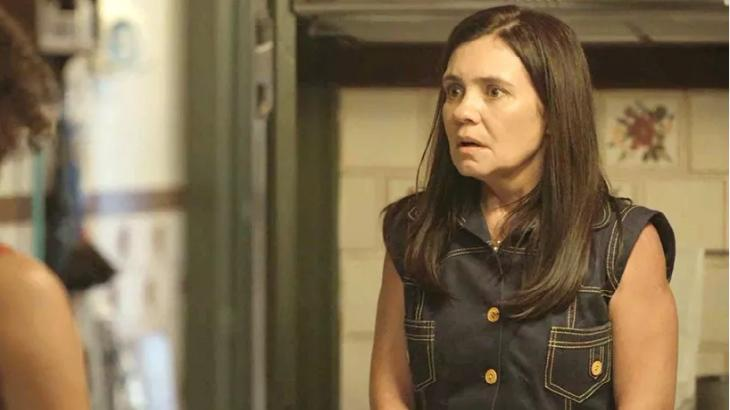 Thelma revelará tudo a Álvaro - Divulgação/TV Globo