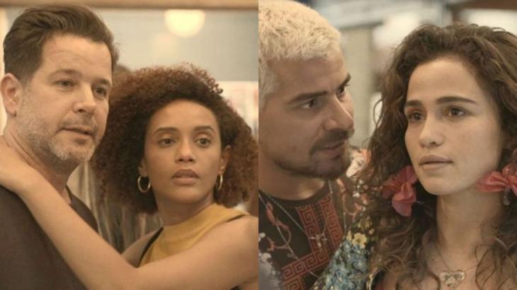 Érica baterá de frente com novo casal em Amor de Mãe - Globo/Reprodução