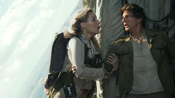 """""""A Múmia"""" é a maior abertura internacional da carreira de Tom Cruise"""