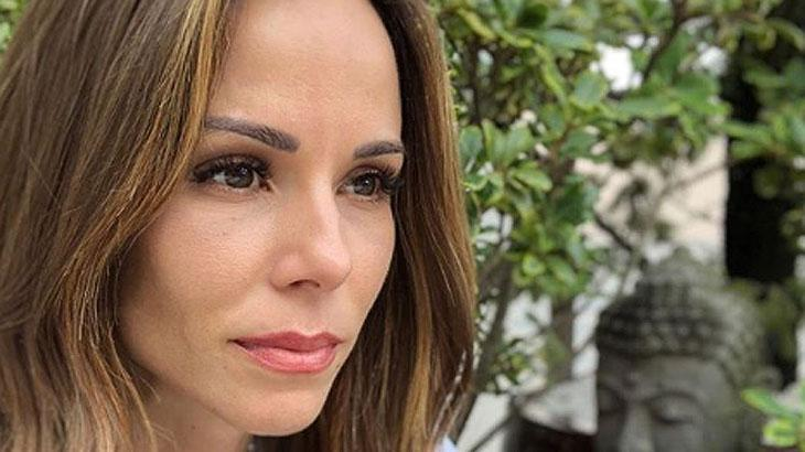 Tratando de câncer, Ana Furtado diz: