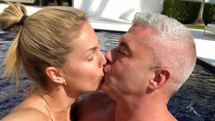 """Com câncer, Alexandre Corrêa responde Ana Hickmann: """"Fiquei vivo para cuidar de você"""""""