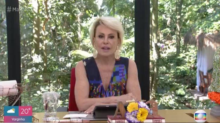 Ana Maria Braga falou sobre suicídio - Foto: Reprodução/Gobo