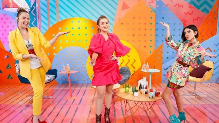Ana Paula Renault e Manu Gavassi revelaram bastidores do BBB no Programa da Maísa - Foto