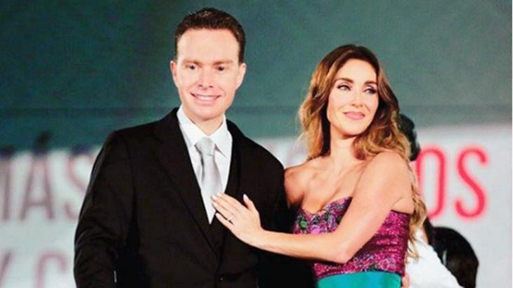 Marido de Anahí é acusado de desviar milhões de dólares no México