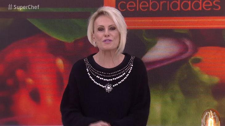 Ana Maria Braga se recupera da pneumonia e Fátima anuncia sua volta à TV