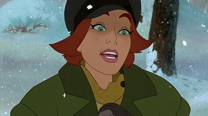 Anastasia pode se tornar uma das princesas da Disney