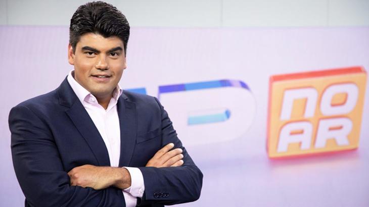 Ex-Globo, André Azeredo vai para a reportagem na Record