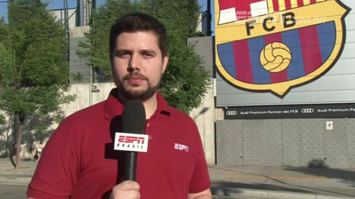 ESPN anuncia novo correspondente internacional em Barcelona