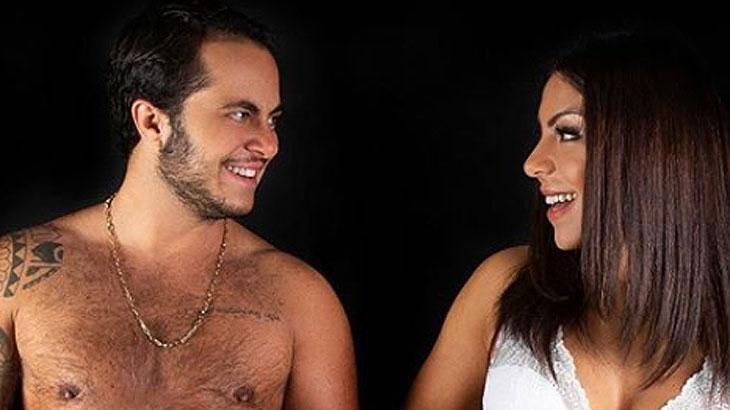 Thammy Miranda e Andressa Oliveira fazem as pazes: