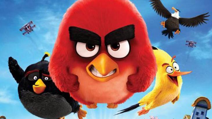 Momento Trailer: Angry Birds - O Filme