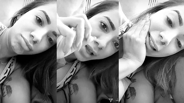 Anitta volta ao Instagram e desabafa após rumores sobre sua saúde: