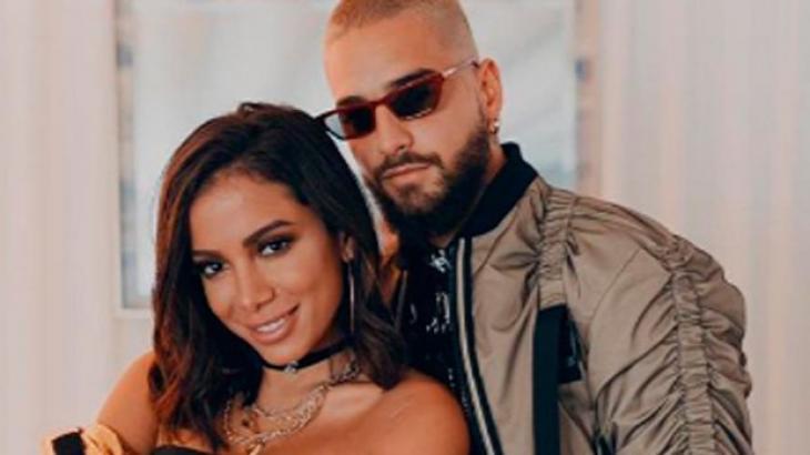 Anitta e Maluma: já tiveram affair - Foto: Reprodução