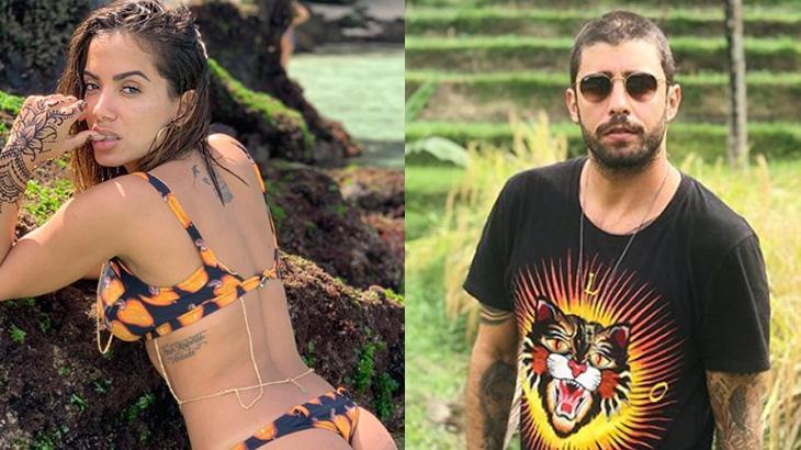 Pedro Scooby viaja com Anitta para o México e resume: