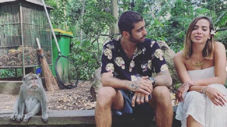 Anitta e Pedro Scoobt namoraram por poucos meses - Foto: Reprodução/Instagram