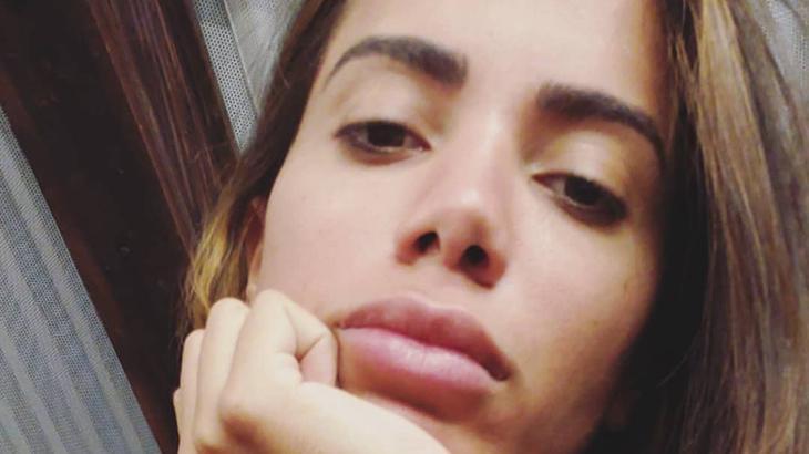 Anitta em vídeos no Instagram - Reprodução