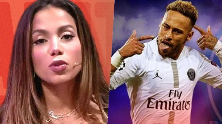 Solteira, Anitta viaja e planeja encontro com Neymar em Paris