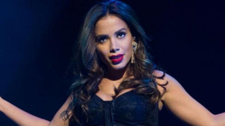 Anitta sobre participação em Amor de Mãe: