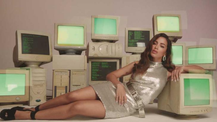 Anitta é uma das personalidades mais influentes da web - Divulgação/Revista Cidade Jardim