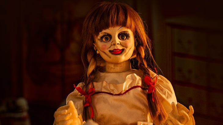 """Boneca Annabelle usada em filme estará na """"Horror Expo 2019"""""""