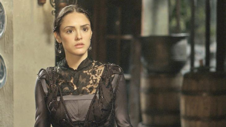 Novo Mundo: Anna flagra encontro suspeito de Thomas