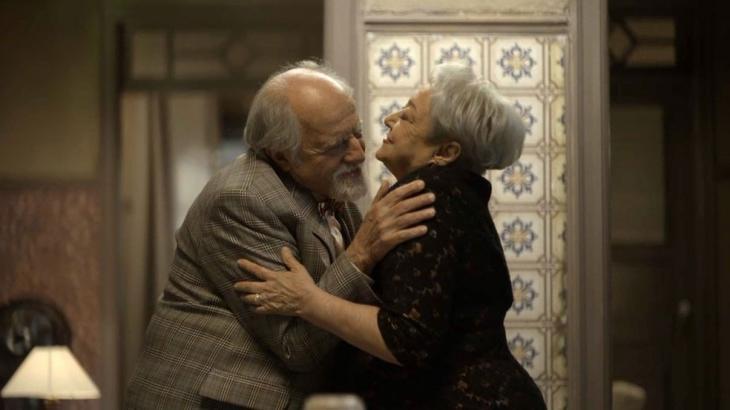 O amor maduro de Antero e Marlene conquistou o telespectador em A Dona do Pedaço - Reprodução/TV Globo