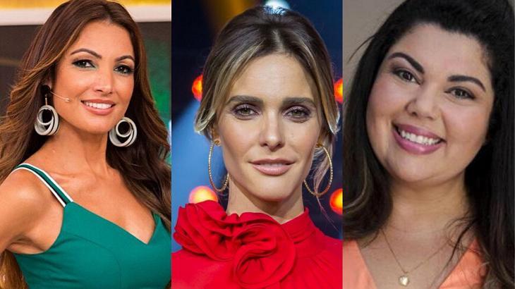 Apresentadoras estão sendo avaliadas pela Globo - Foto: Montagem