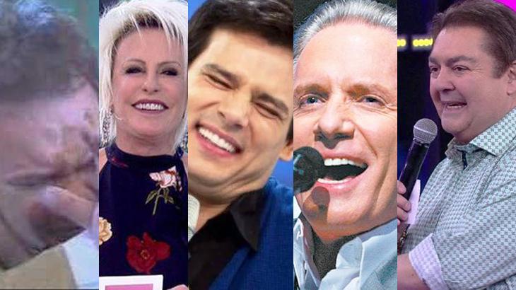 5 apresentadores que lançaram música e talvez você nem saiba