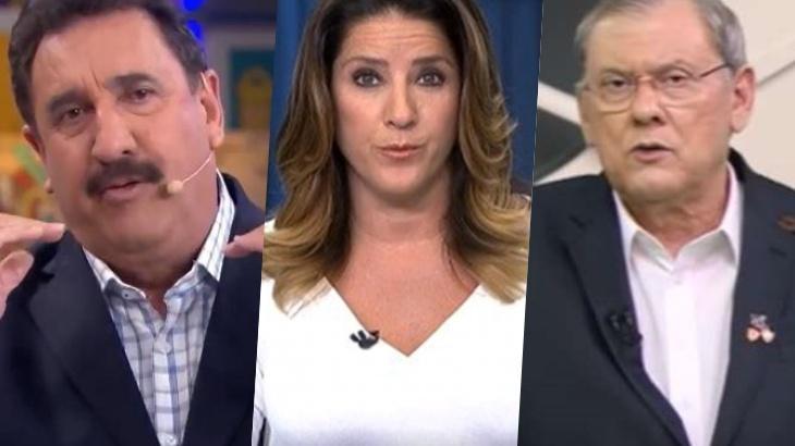 5 apresentadores que deram chilique no ar